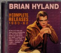 Brian Hyland - The Complete Releases 196-62 (2 CD SET) 40 Tracks